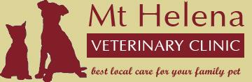Mt Helena Vet Clinic Logo
